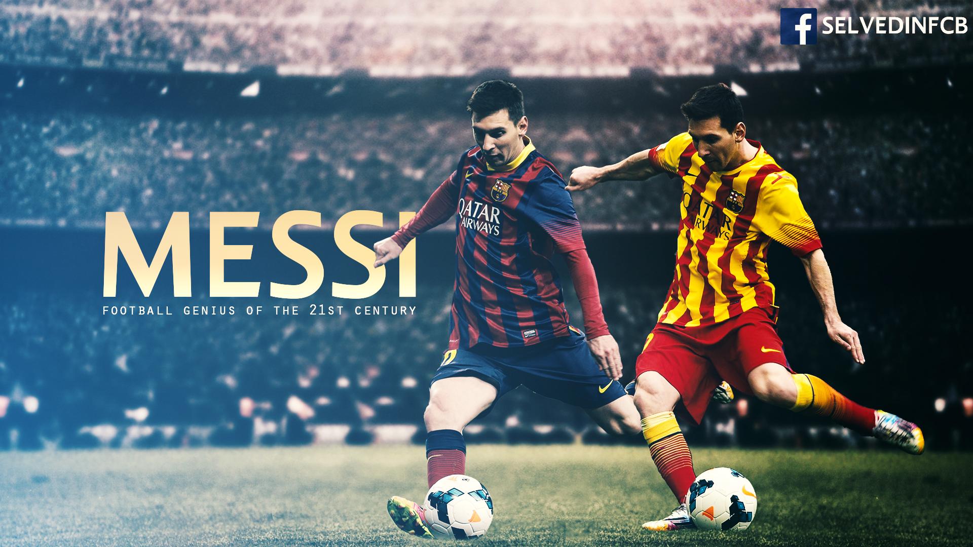 Lionel Messi Wallpaper HD 2014 download Wallpaper 1920x1080