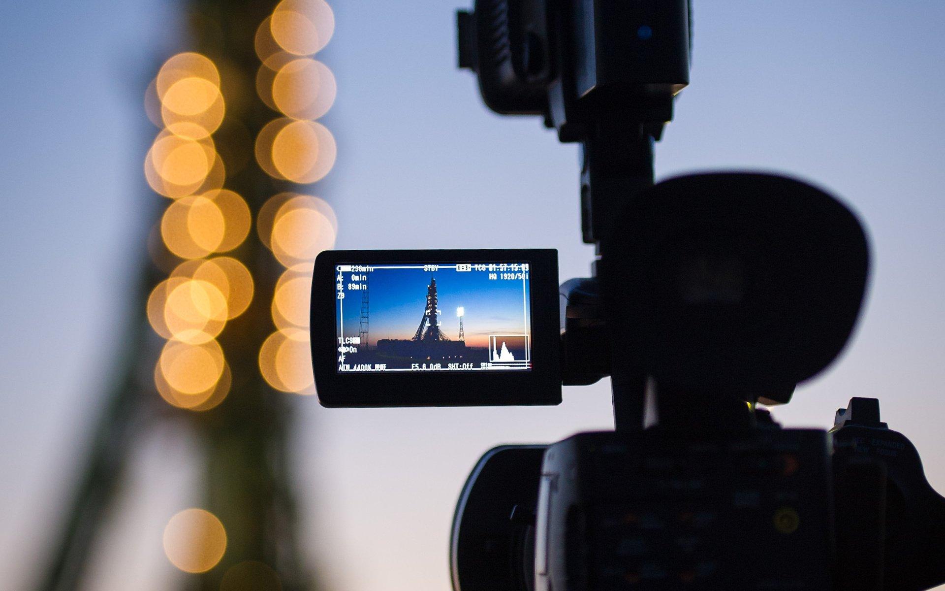 Camera Film Wallpaper