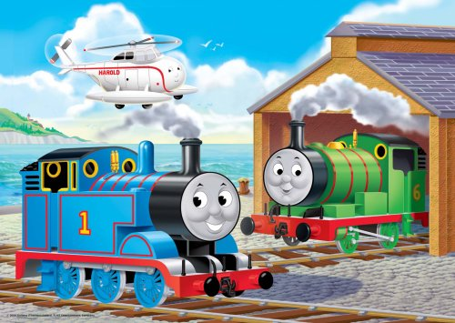 Thomas The Train Wallpaper 500x355