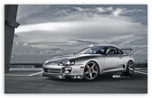 ADV1 Toyota Supra HD desktop wallpaper Widescreen High Definition 510x330