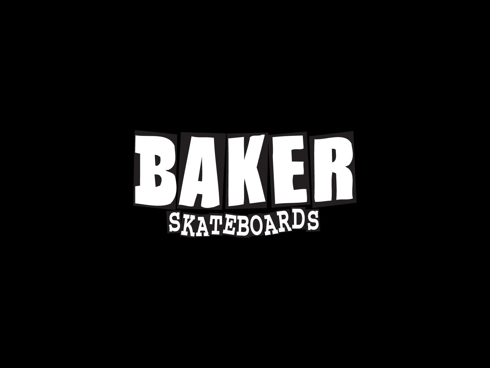 Girl Skateboards Iphone Wallpaper Baker skateboards logo 1600x1200