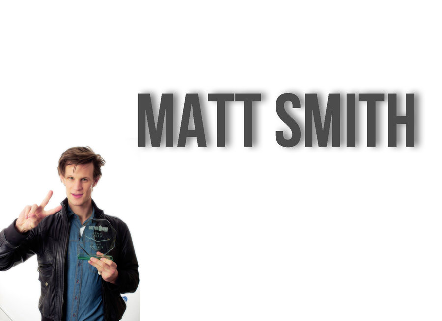 matt smith wallpaper by WhovianForLife 900x654