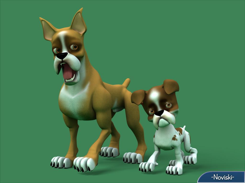 Fabulous 3D Cartoon Wallpapers 15 images ImageBlogsorg 1024x768