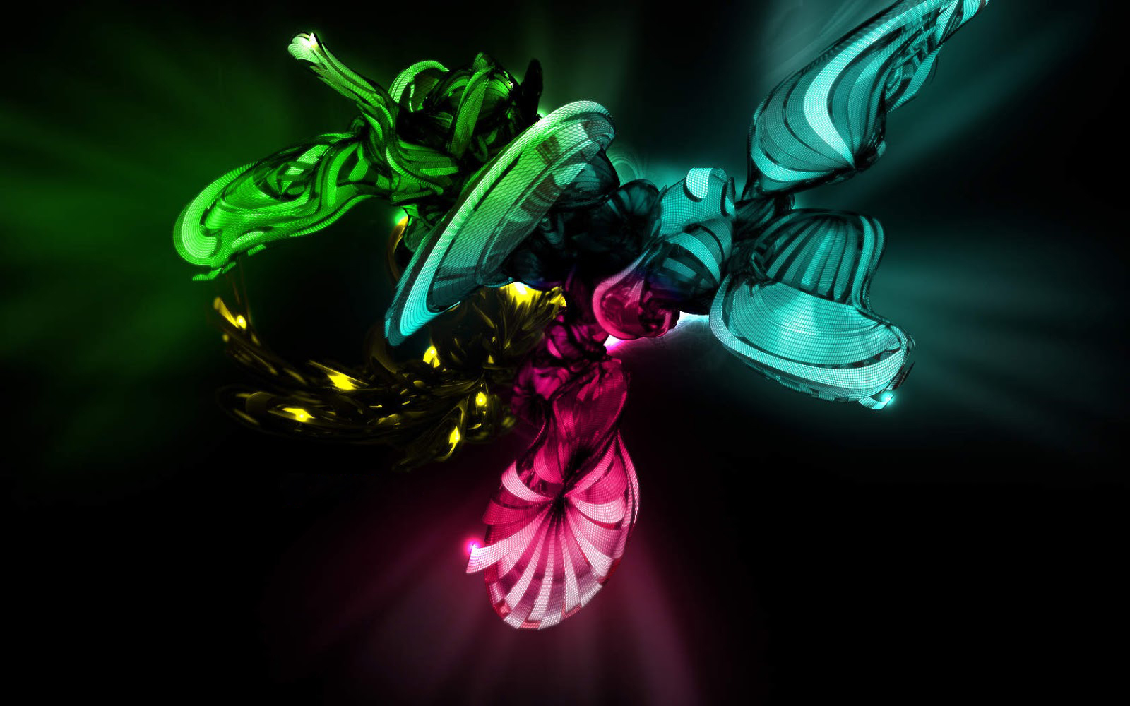 Wallpaper Animation background designs HD Abstract gif 3D Wallpaper 1600x1000