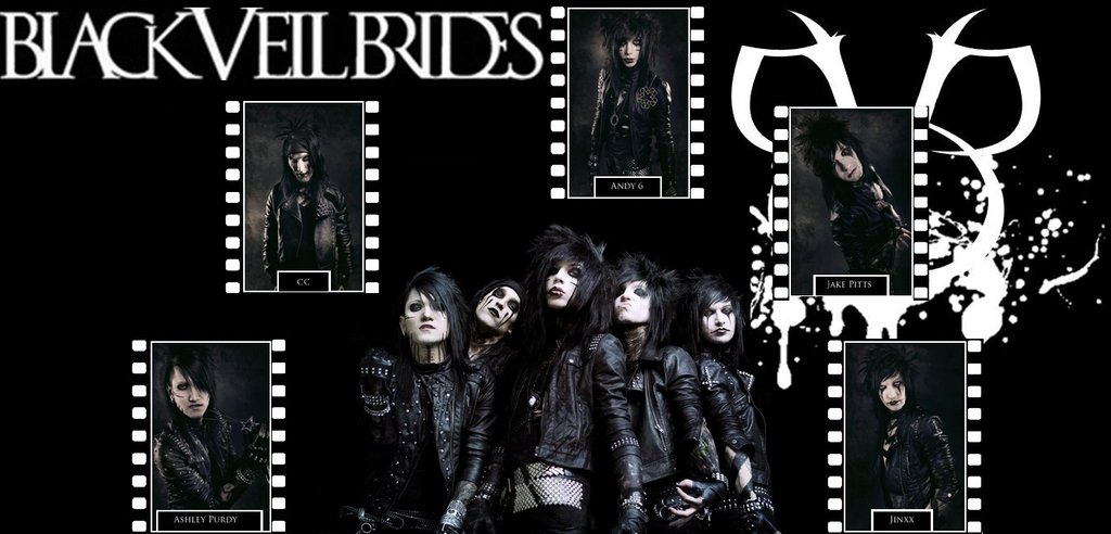 Black Veil Brides current band members are 1024x492