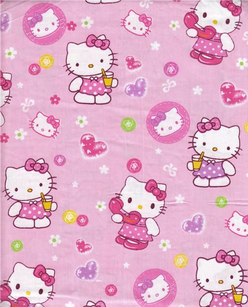 Live Wallpaper Mobile Cute About Hello Download Kitty 500x619
