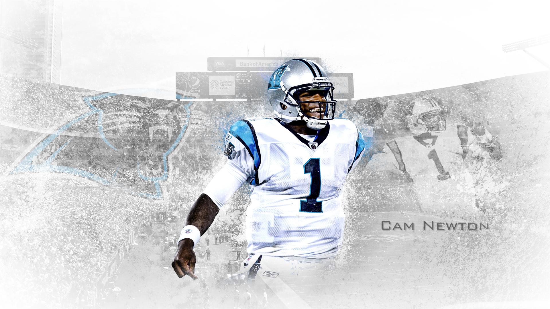 Cam Newton Composite Ideas   Football Pinterest 1920x1080