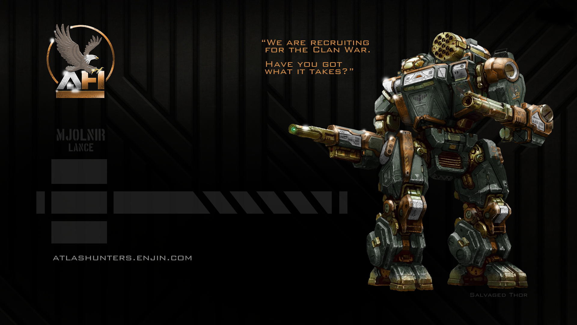 MechWarrior Online atlashunters Page 3 1920x1080