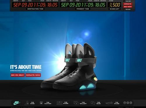 Nike Air Mag On Feet HD Walls Find Wallpapers 500x370