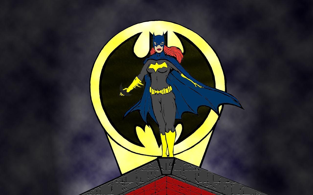 Group Of Batgirl Wallpapers Cartoon