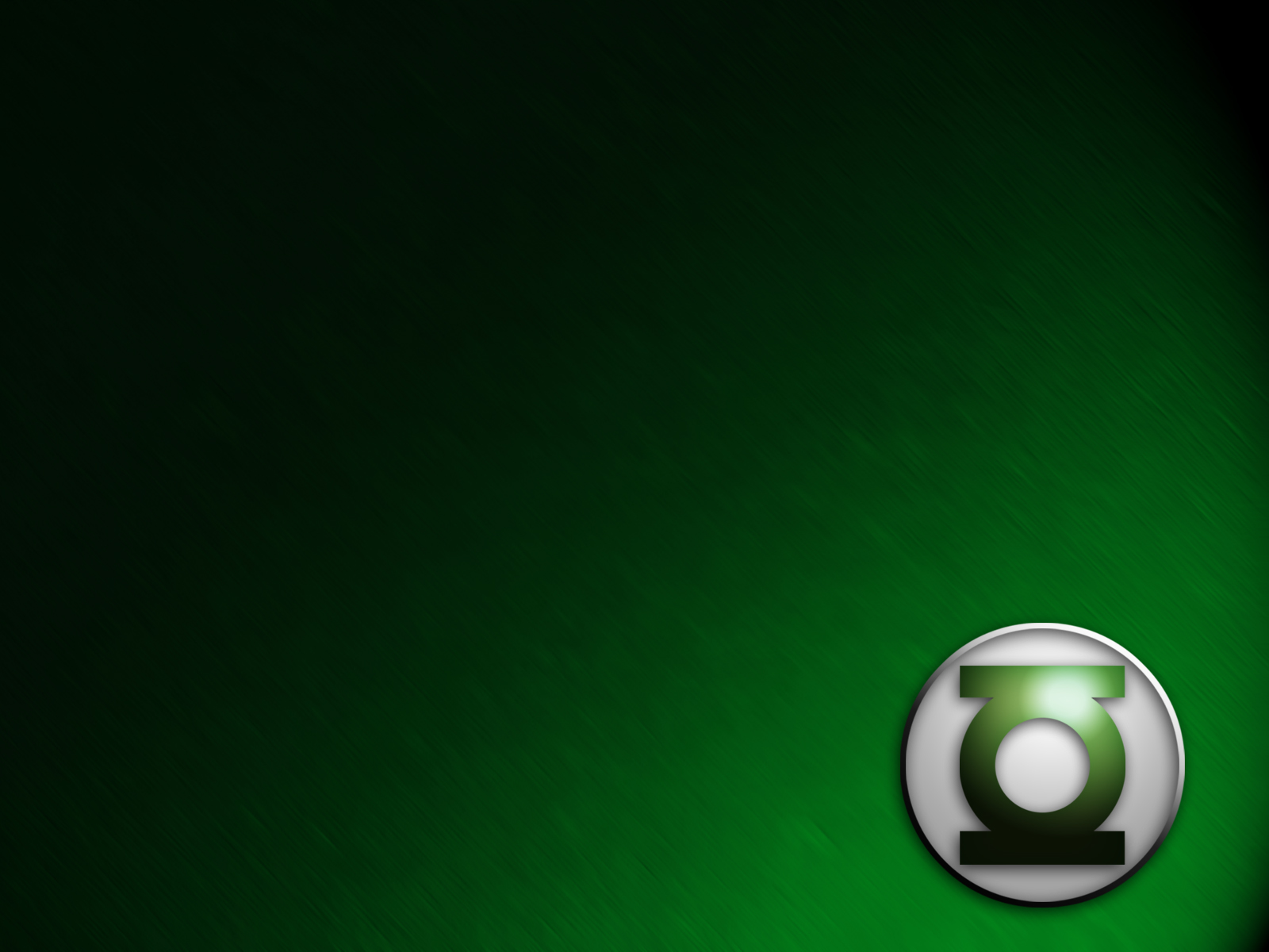 EZ PC Wallpaper Green Lantern Wallpapers 1600x1200