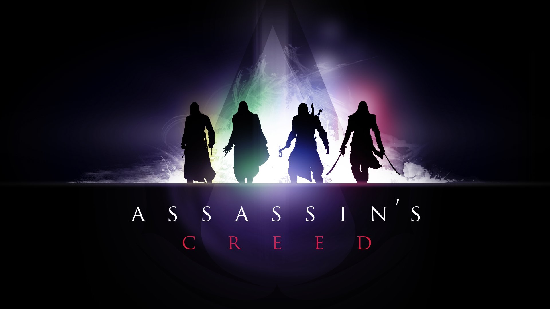 Free Download Unity Creed Assassins Revolution French Poster