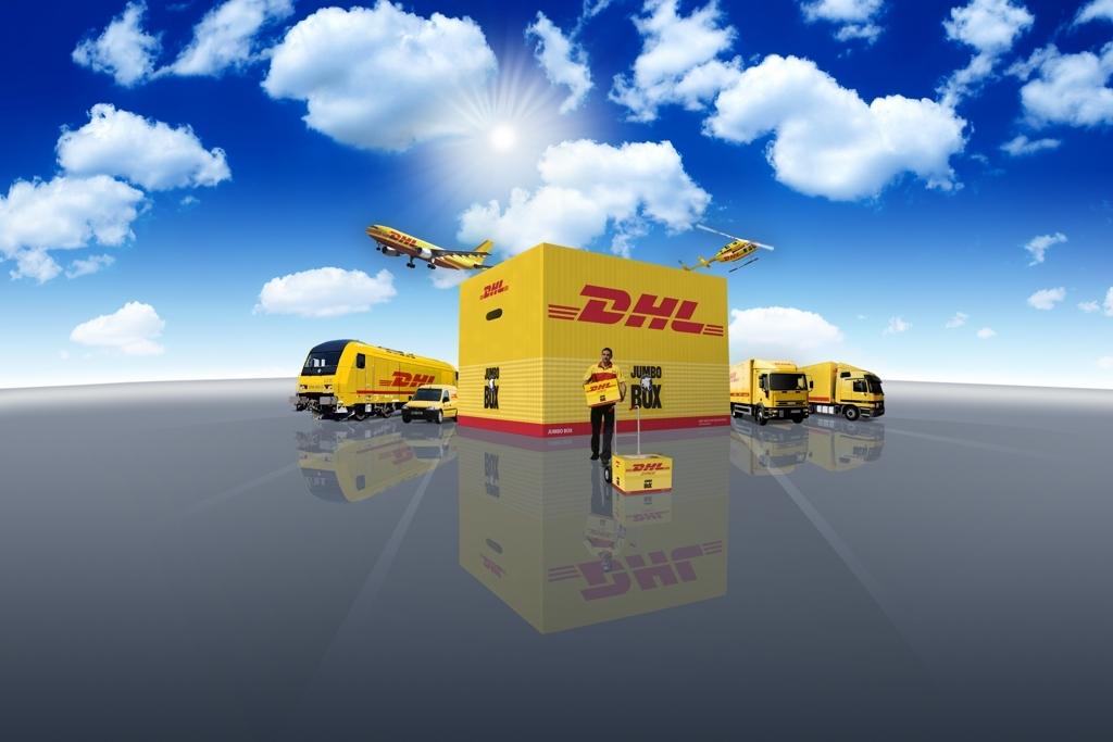DHL Desktop Backgrounds 1024x683
