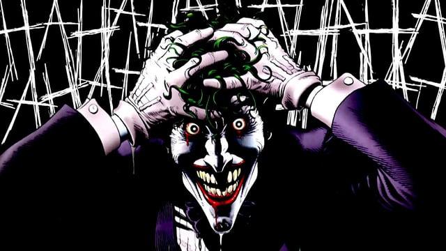 Joker Laugh The Killing Joke   Animation on Vimeo 640x360