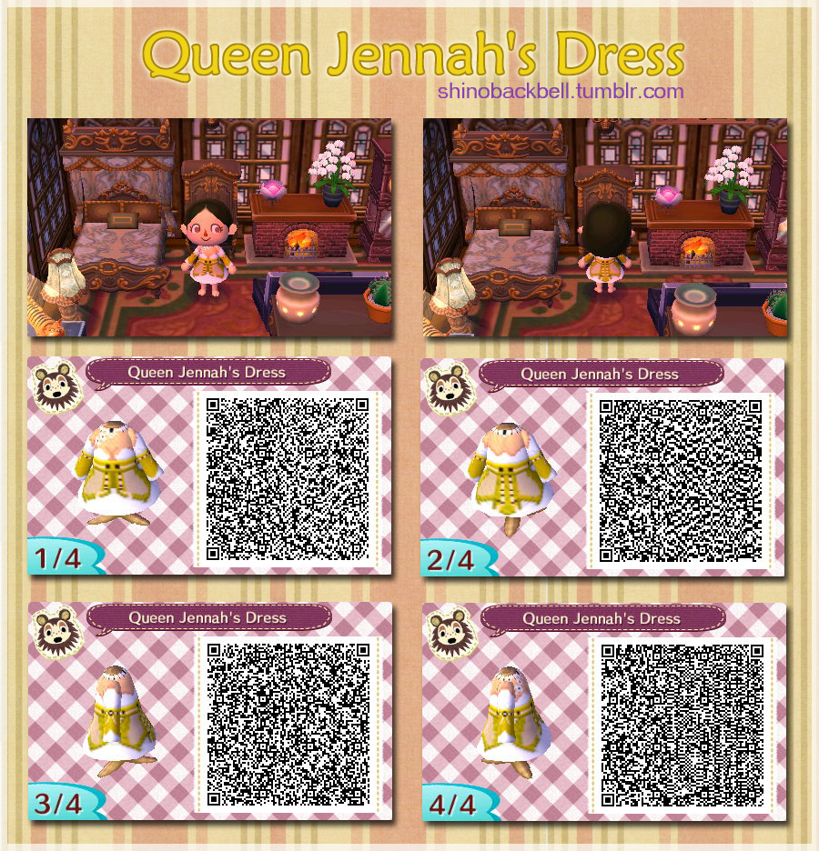 Free Download Wallpaper Qr Codes Animal Crossing Great World