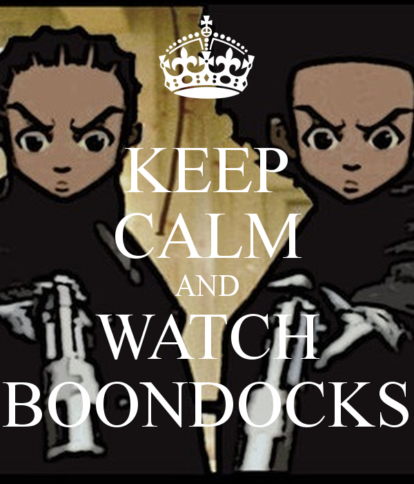 Go Back Gallery For The Boondocks Iphone Wallpaper 600x700