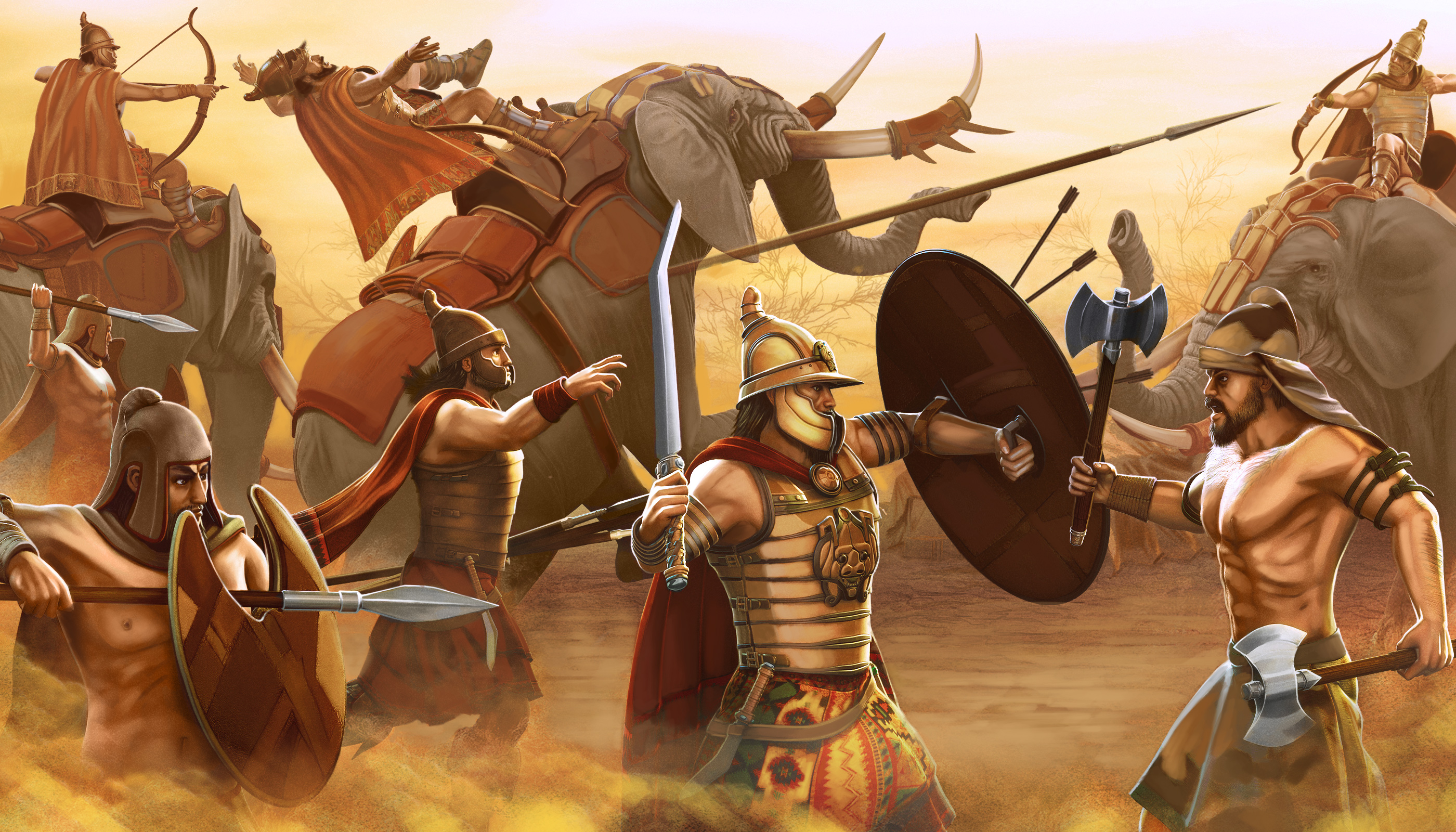 Event The Thracian Conquest Grepolis DevBlog 2800x1600