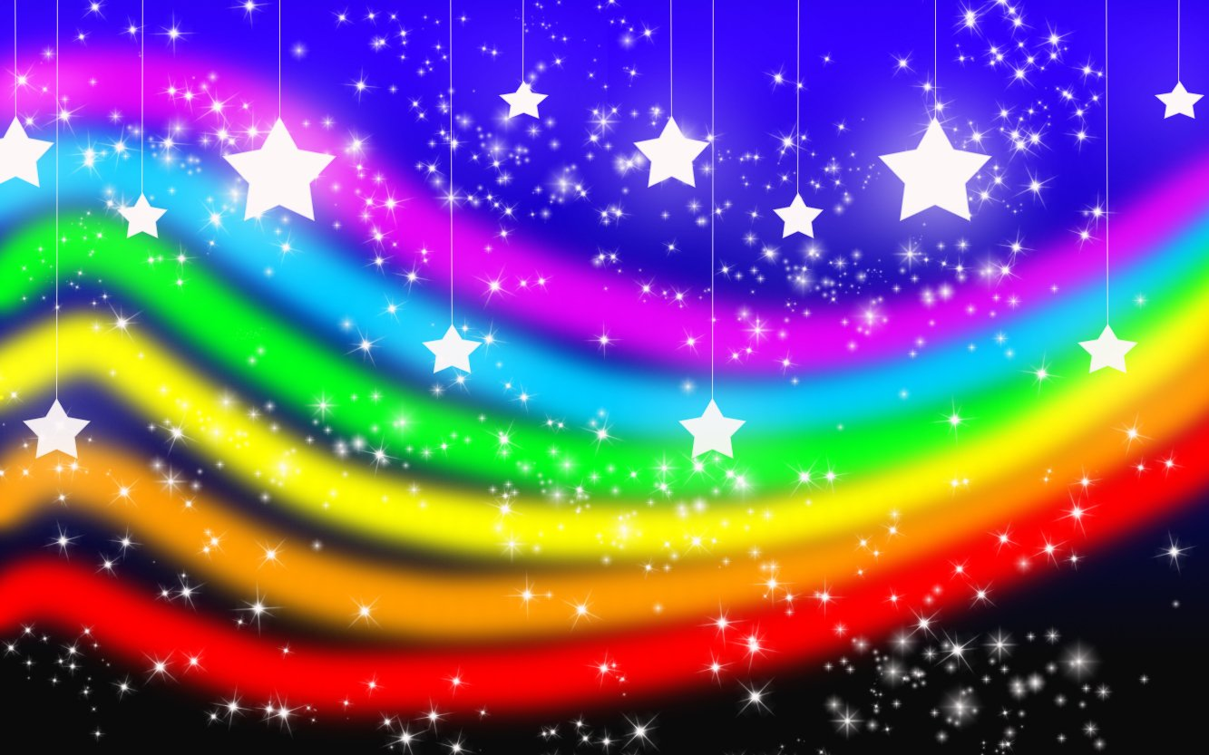 Cool Rainbow Background Wallpapers