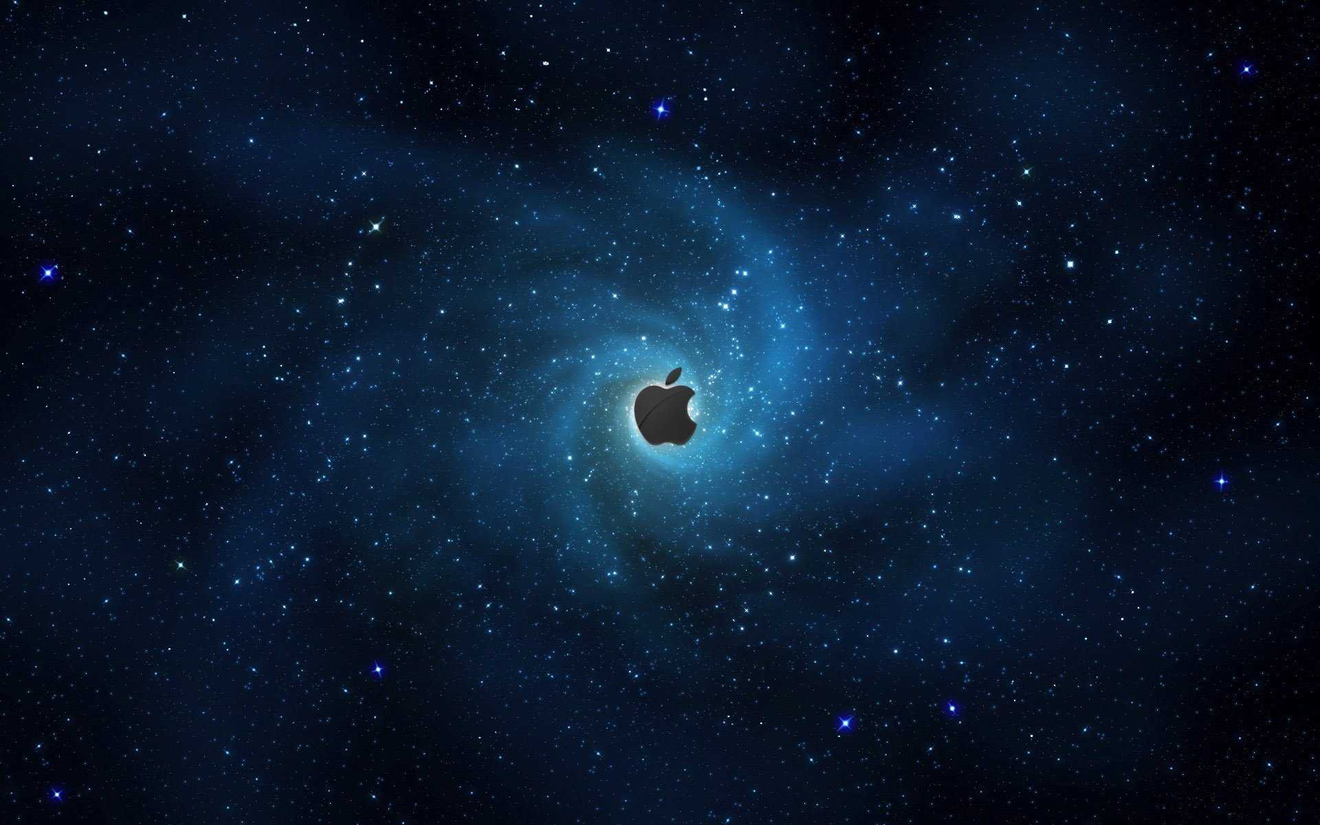 Apple in Stars Wallpapers HD Wallpapers 1920x1200