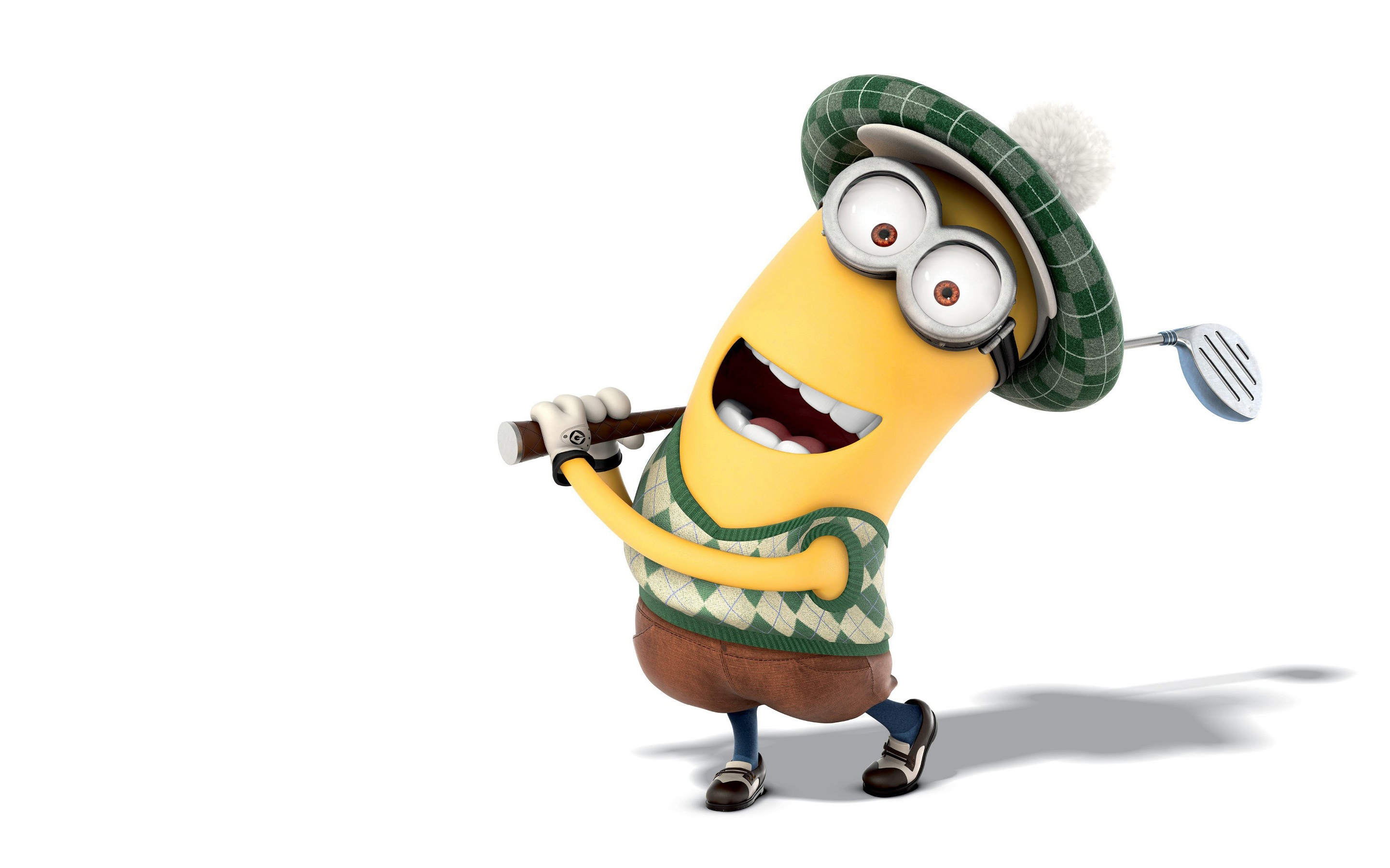 Minion Kevin In Despicable Me 2 HD Wallpaper IHD Wallpapers 2880x1800