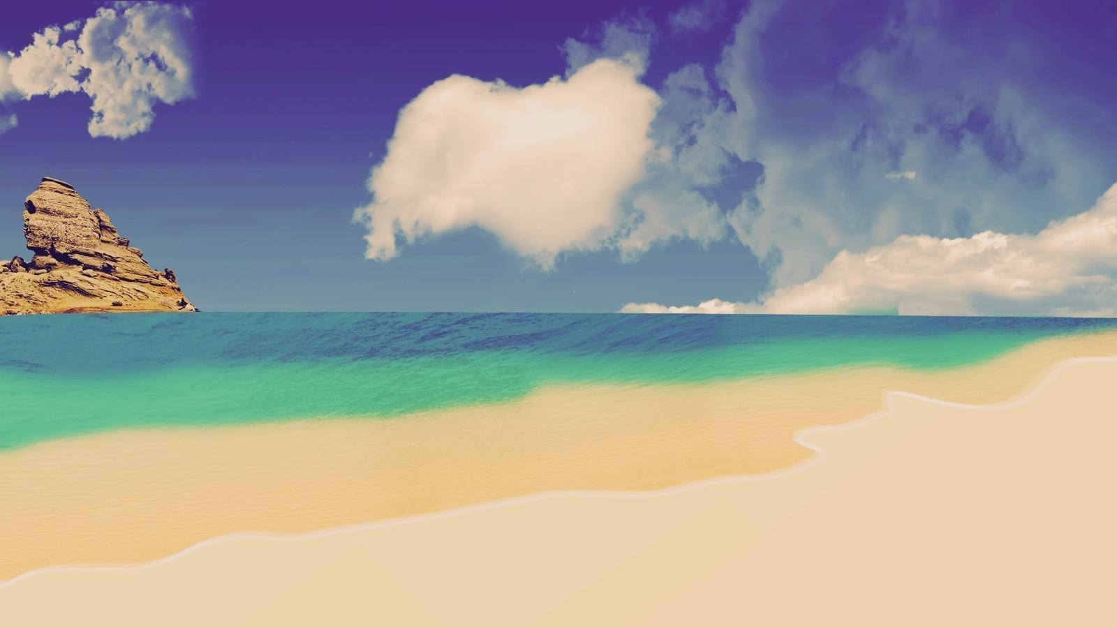 Backgrounds Summer 1600x900
