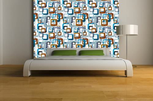 Removable Wallpaper  Easy Peel n Stick  YOUR WALLS UNDERCOVER   FAST 500x332