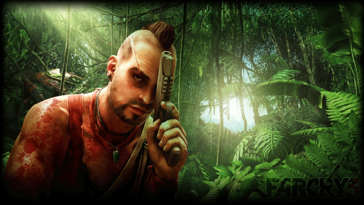 Far Cry 3 background by cursedblade1337 1191x670