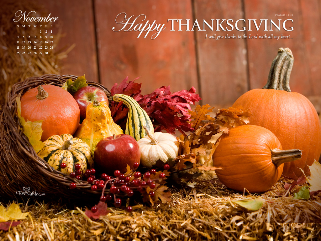 Download Thanksgiving Wallpapers For Desktop Backgrounds 1 0 1024x768
