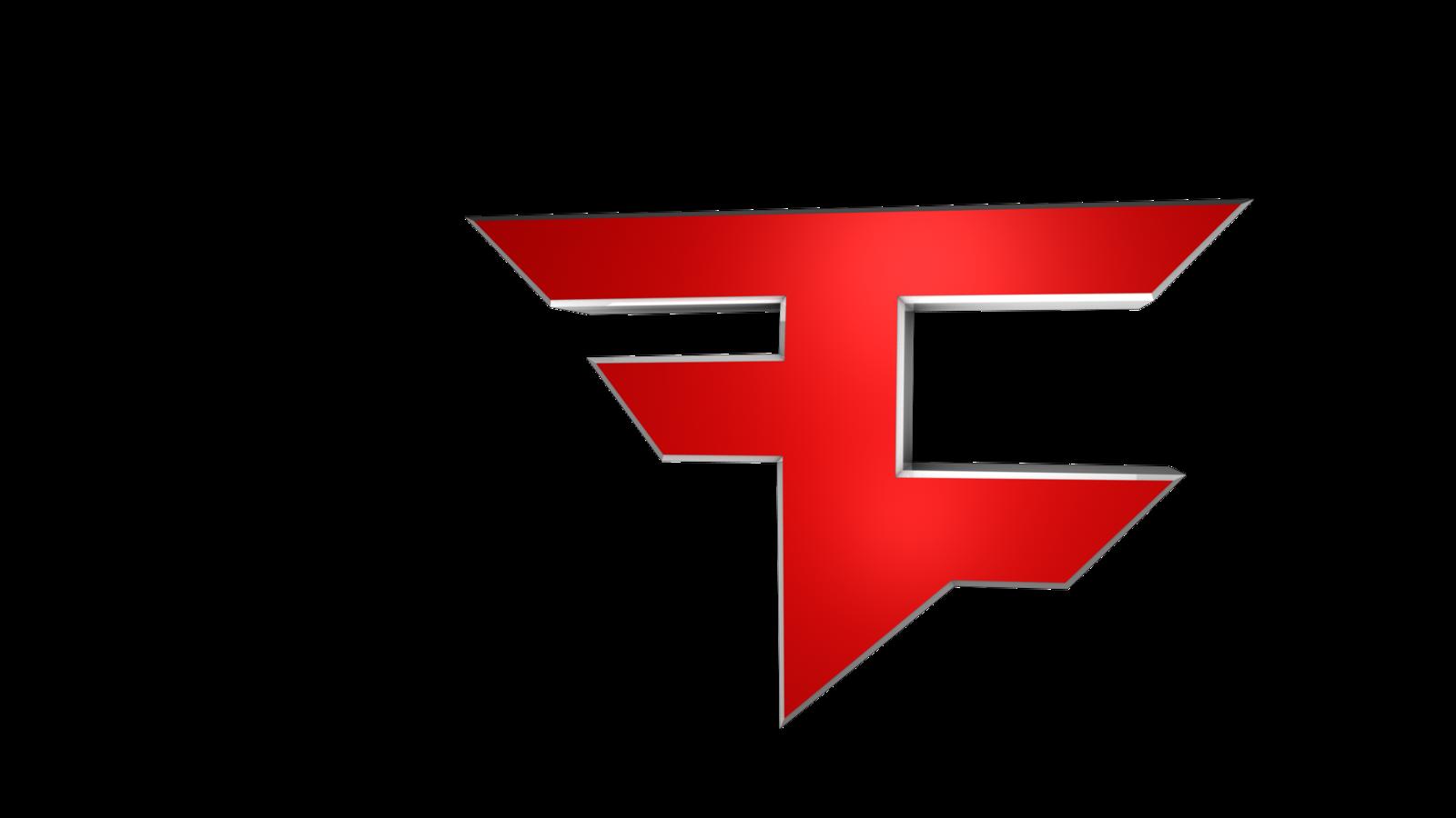 FaZe Clan Logo Template by ByMystiic 1600x900
