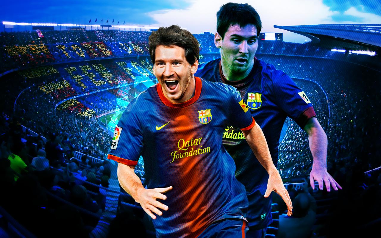 Bercelona   Lionel Messi HD Wallpapers   Bercelona   Lionel Messi 1280x800