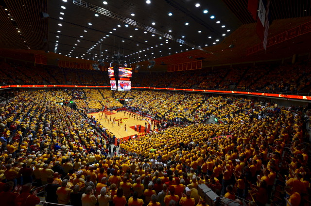 Iowa State Basketball Game Wallpaper HD Video Game Wallpapers 640x425