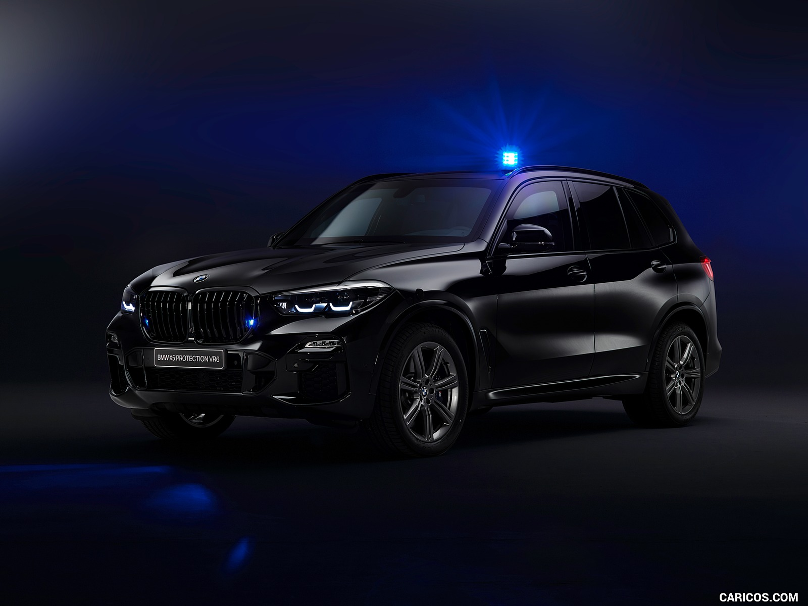 2020 BMW X5 Protection VR6 Armored Vehicle   Front Three Quarter 1600x1200