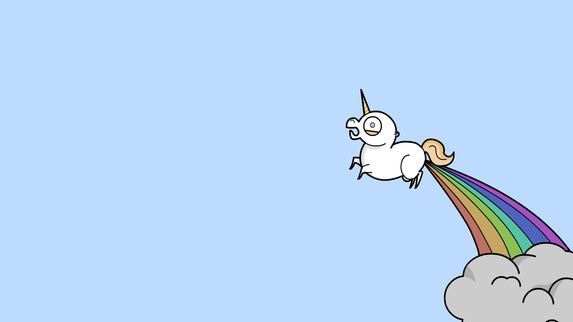 Cute Unicorn Wallpaper Related Keywords amp Suggestions 1920x1080