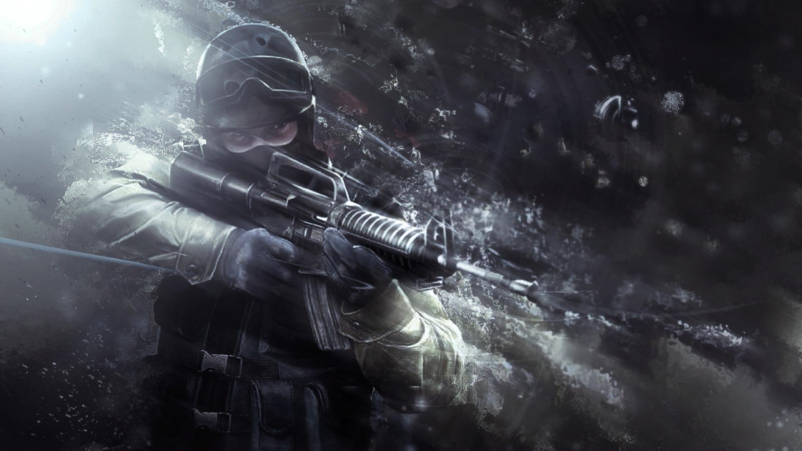 CS GO cool wallpaper   Counter Strike Global Offensive Wallpaper 1600x900