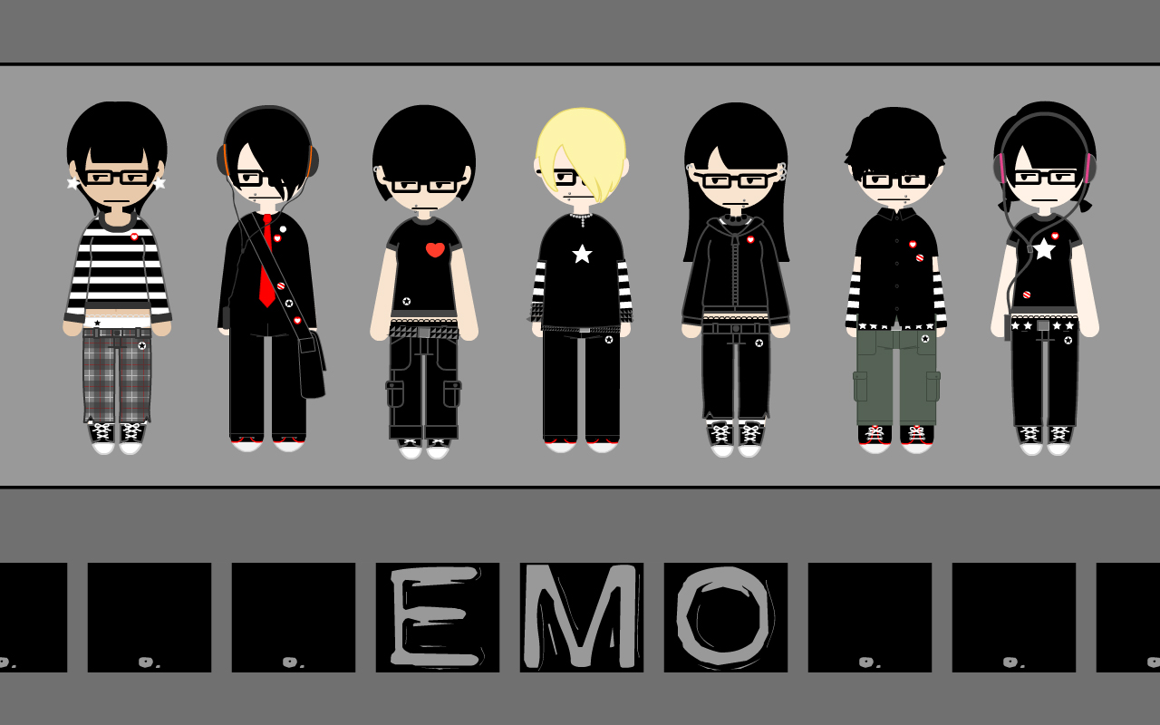emo punk wallpaper emo punk hd wallpaper emo style wallpaper emo punk 1280x800