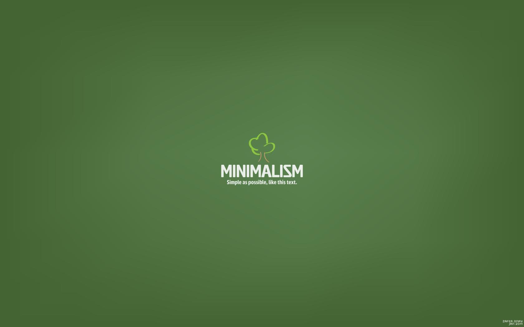 Minimalism wallpapers Minimalism stock photos 1680x1050