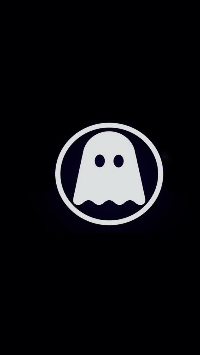 Cute Ghost Wallpaper Cute ghost wallpaper 640x1136