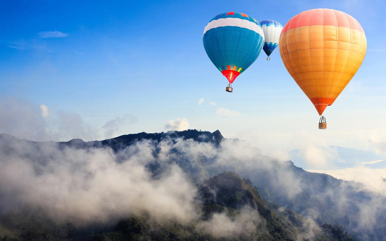 Hot Air Balloon Wallpapers 13 HD Wallpaper Downloads 1280x800