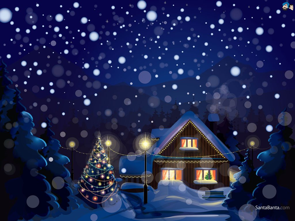 Christmas desktop wallpapers 1024x768 wallpapersafari - Wallpaper 1024x768 ...