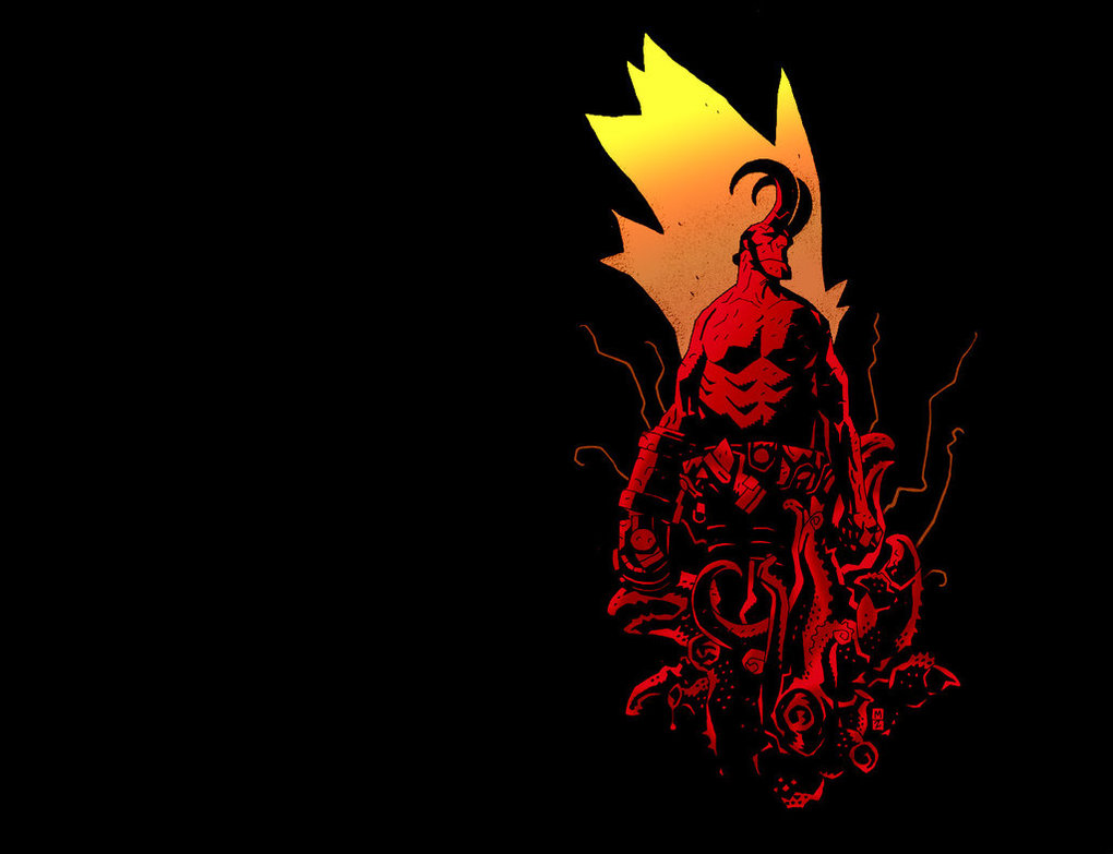 hellboy mignola inedit by namorsubmariner 1020x783