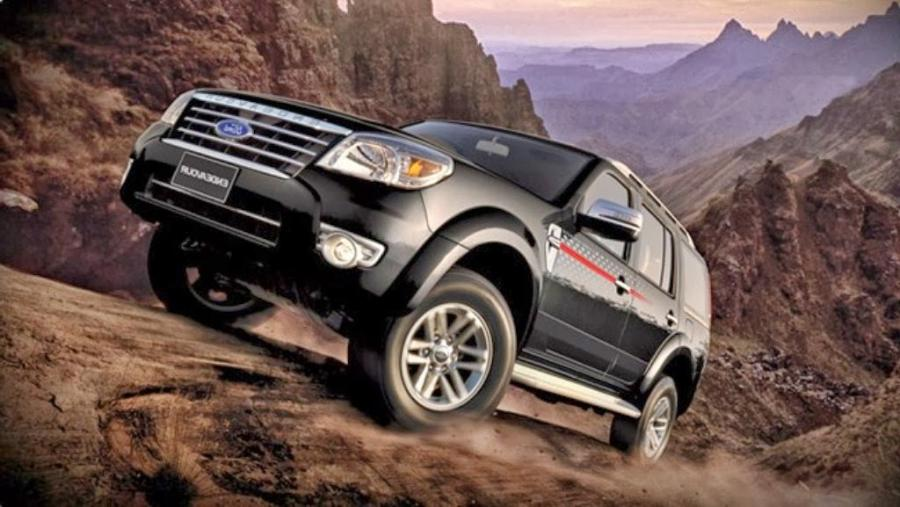 Ford endeavour photos wallpapers 900x507