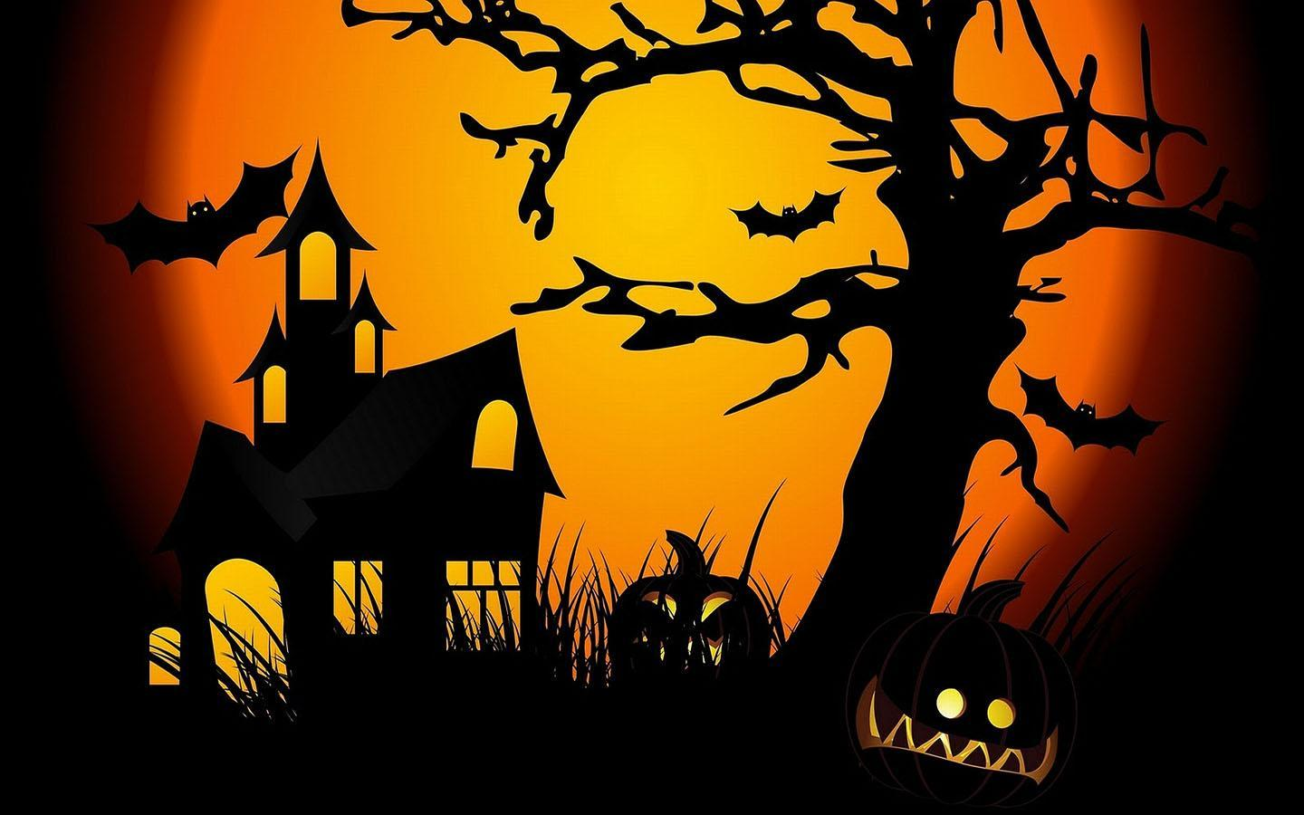 Halloween Wallpaper HD for Android   APK Download 1440x900