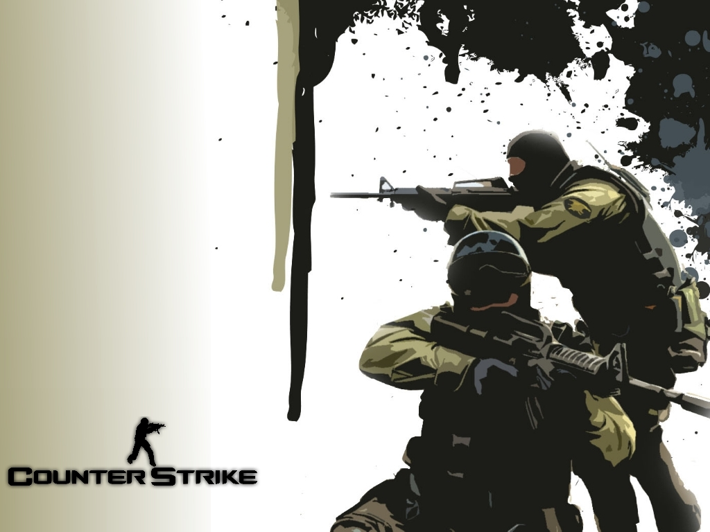 Counter strike wallpapers 1024x768