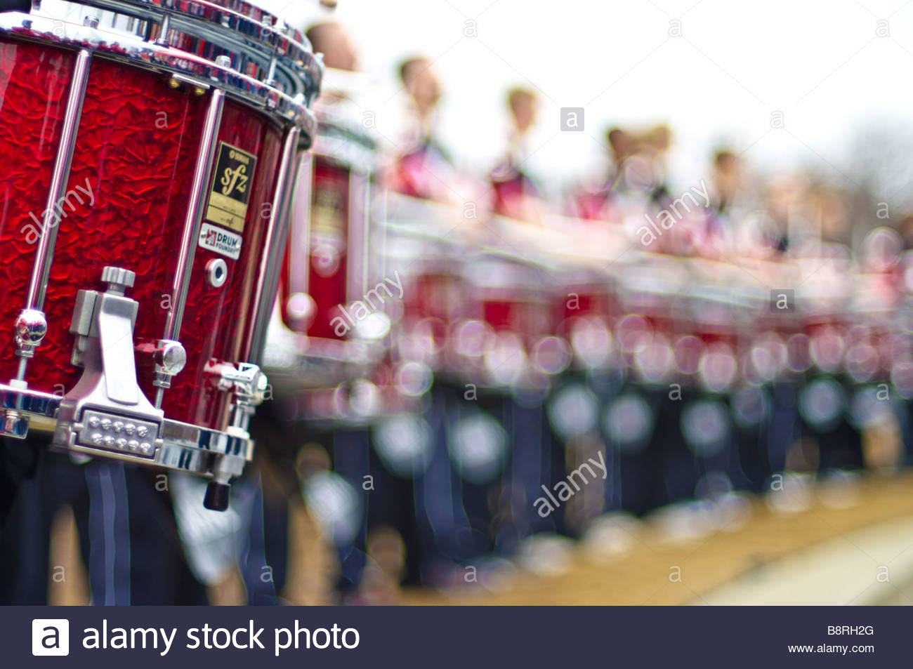 Drumline Stock Photos Drumline Stock Images   Alamy 1300x953
