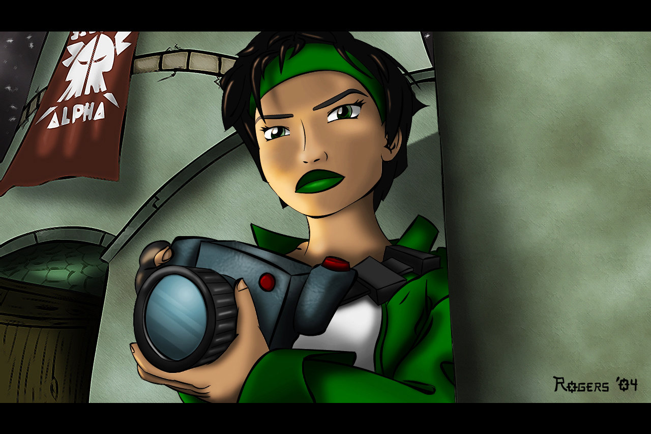 Free Download Beyond Good And Evil Jade By Custom3dgraphics