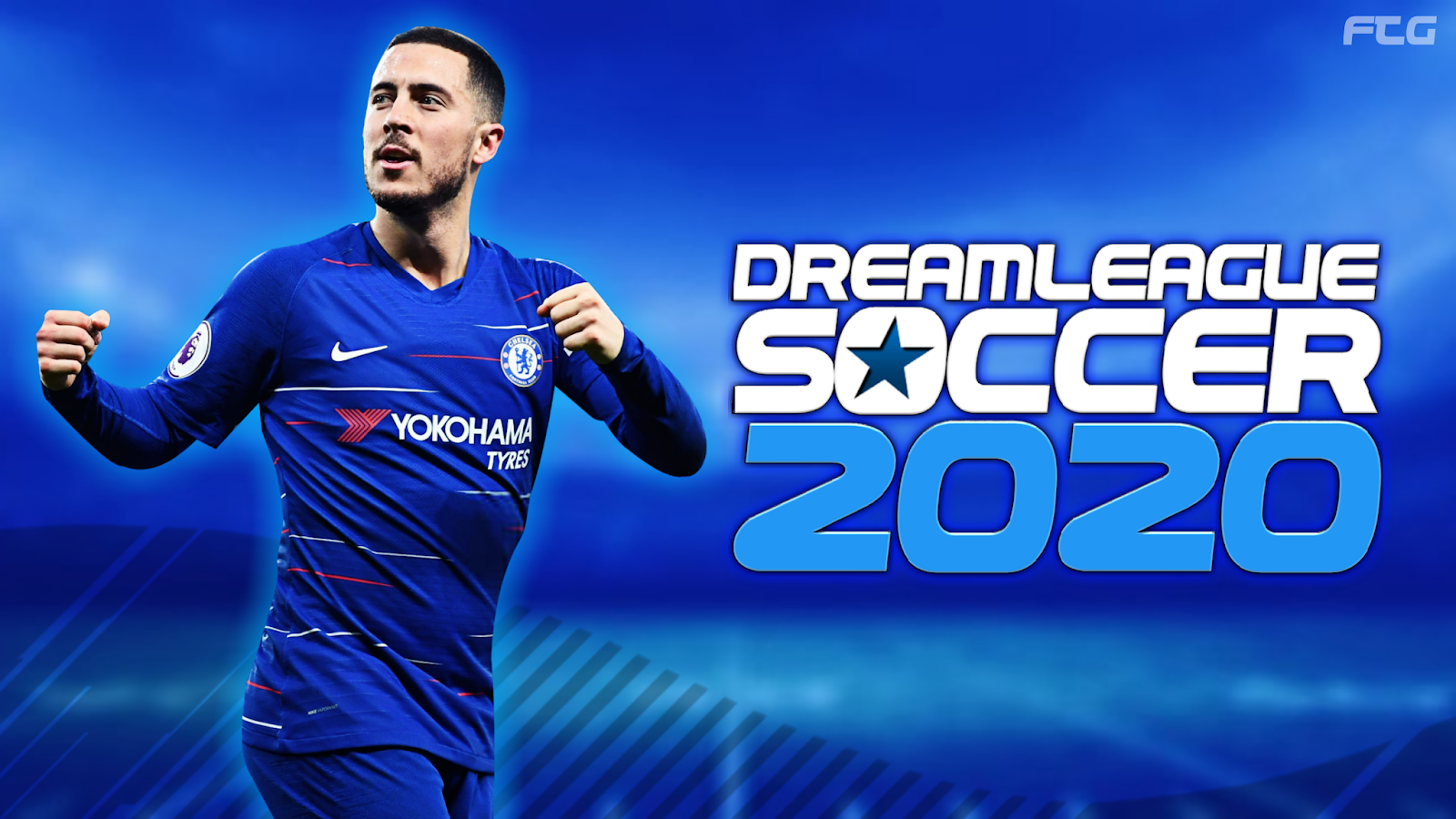 DLS 2020 Android Offline 300 MB HD Graphics Dream League Soccer 1600x900