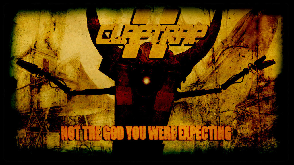 Borderlands 2 Claptrap Wallpaper 1680x1050 Picture Pictures 1024x576