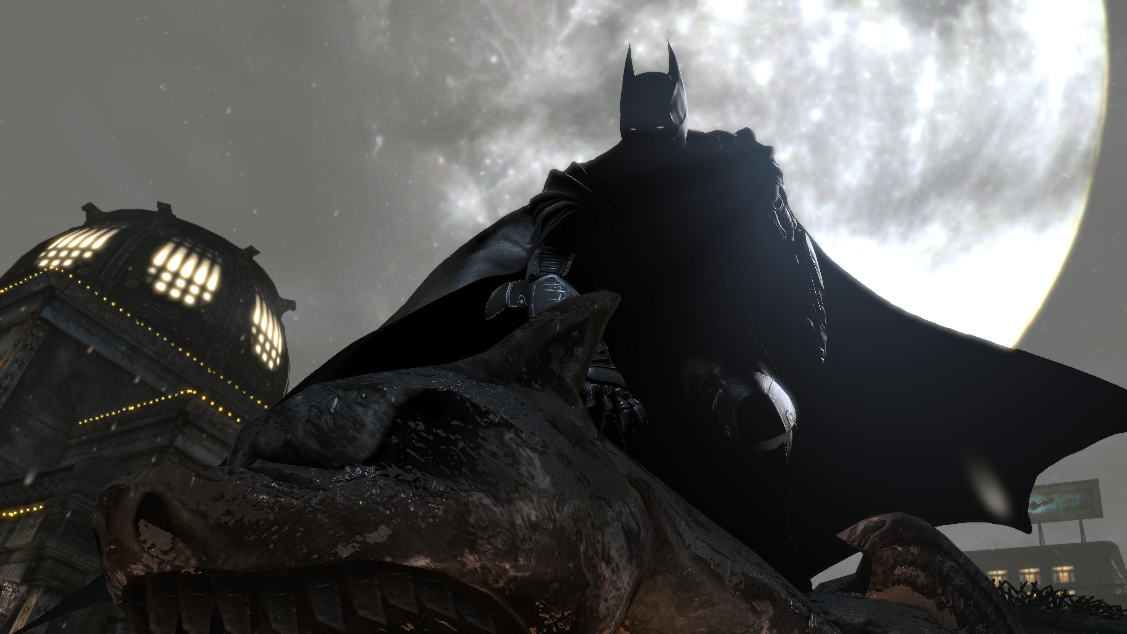 Batman Arkham Origins 4K PC Screenshot 3840x2160