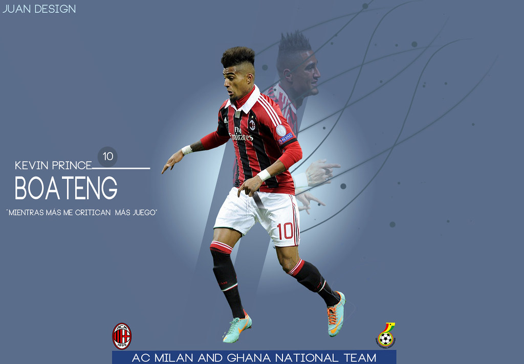Kevin Prince Boateng  Wallpaper JuanLDA Flickr 1024x712