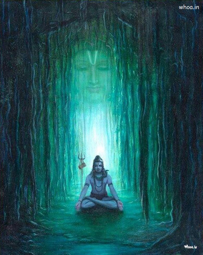 Lord Shiva Wallpapers 3d Wallpapersafari